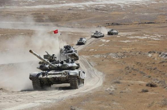 Թուրքիան ու Ադրբեջանը փետրվարի 1-ից 12-ը Կարսում զորավարժություն կանցկացնեն