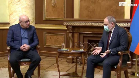 Նիկոլ Փաշինյանը խոստացել է իրեն սատարելու դիմաց բանտից ազատել Գուրգեն Արսենյանի հանցագործ որդուն․ Mediaport