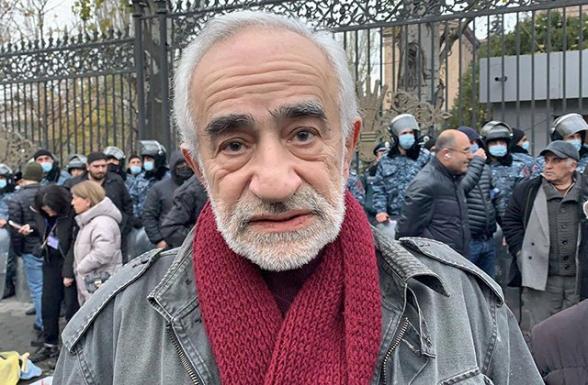 Մահացել է դերասան Վիգեն Ստեփանյանը