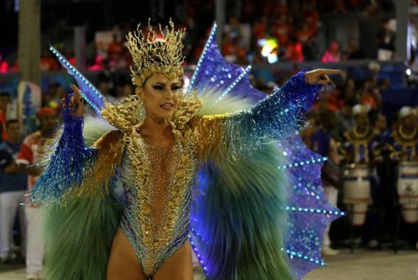 В Рио-де-Жанейро отменили карнавал в 2021 году