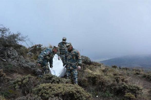 Ադրբեջանը հայկական կողմին է փոխանցել 30 զինծառայողի աճյուն, մարմիններն անճանաչելի են