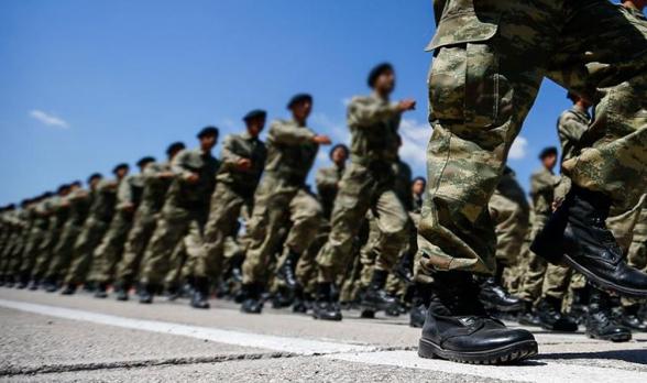 Թուրքիայում վարձու զինվորների վճարը մեկ տարում աճել է 13․5 տկոսով