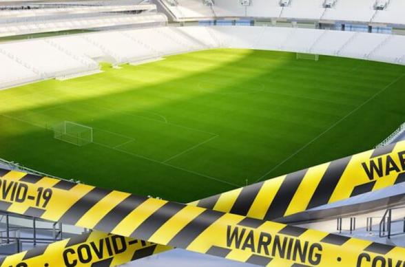 Чемпионат Европы по футболу U-19 отменили из-за коронавируса