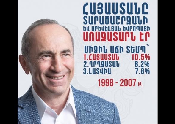 Когда Армения была лидером (видео)