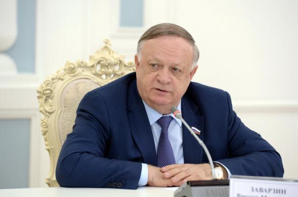 «Это абсолютная ложь»: Заварзин ответил Пашиняну