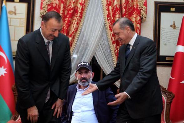 Маски сброшены: Турция в открытую поддерживает Никола Пашиняна