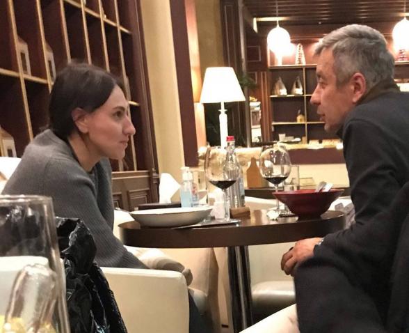 Бывший пресс-секретарь Пашиняна рассказал в ходе скандальной беседы о своих контактах с послом Азербайджана – «Mediaport»