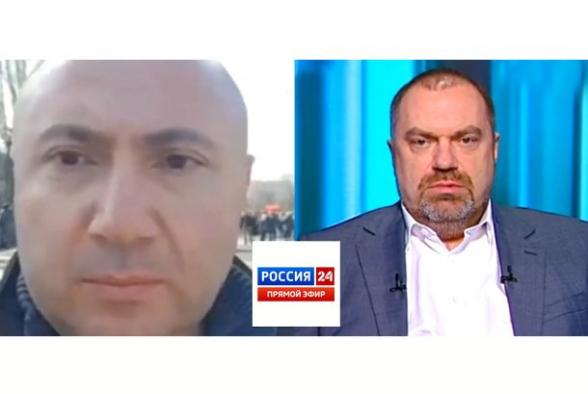Пашинян всегда действовал против армии – Андраник Теванян – «Россия 24» (видео)