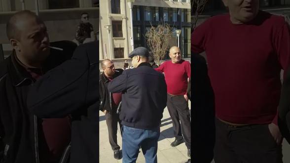 Акции неповиновения с требованием отставки Пашиняна проходят также в городе Капан Сюникского марза (видео)