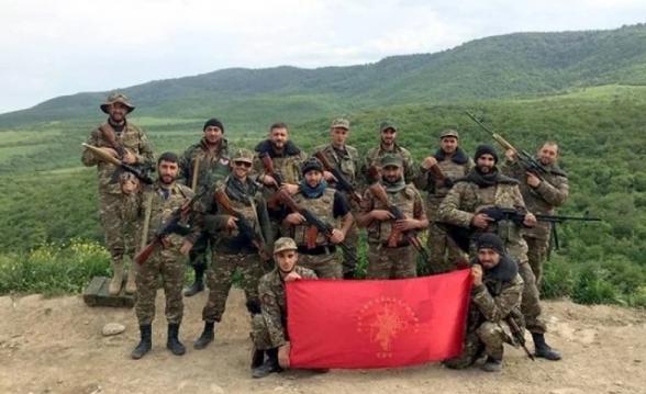ՀՅԴ Հայաստանի Գերագույն մարմնի ազատամարտիկների հանձնախմբի հայտարարությունը