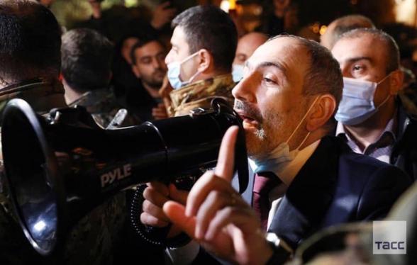 Никол Пашинян планирует направить свое шествие 1 марта на Баграмяна 26 с требованием отставки президента