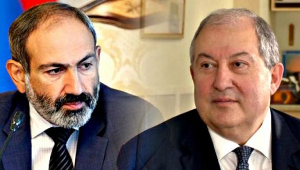 Никол Пашинян посетил Армена Саркисяна и озвучил угрозы