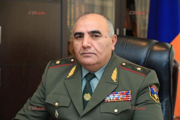 Ես՝ որպես հայկական բանակի ստեղծման ակունքներում կանգնած գեներալ, այս ամենը չեմ կարող հանդուրժել. գեներալ-մայոր Հենրիկ Մուրադյան