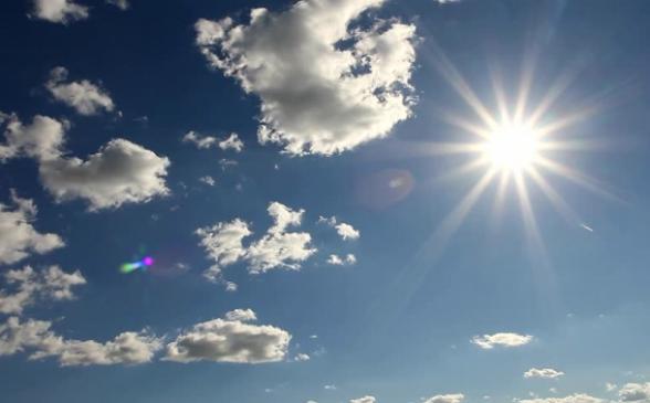 Մարտի 2-6-ը ՀՀ տարածքում ջերմաստիճանն աստիճանաբար կբարձրանա 6-8 աստիճանով