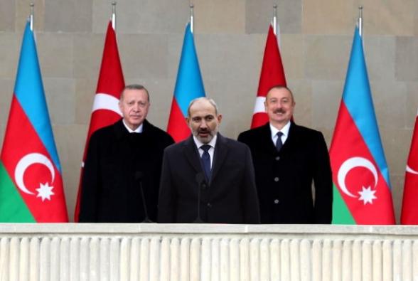 Сложилась парадоксальная ситуация: Эрдоган выступает за сохранение Николом Пашиняном премьерского кресла, это говорит о многом – «Военное обозрение»
