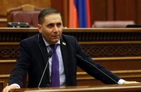 Вы решили, что парламент – ваша лавка? – Арман Абовян (видео)
