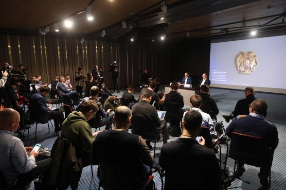 Ռոբերտ Քոչարյանն ասուլիս է տվել ռուսական հեղինակավոր լրատվամիջոցներին (լուսանկար)