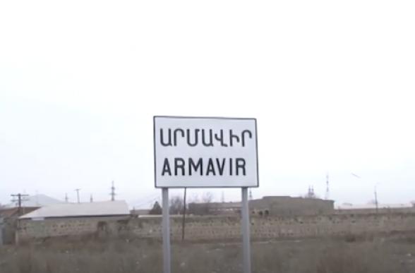 Արմավիրի մարզում 20-ամյա աղջկա են կողոպտել (տեսանյութ)