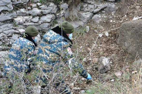 Մարտակերտի զորամասերից մեկի հավաքակայանից փոխանցվել է, նախնական տվյալով, 2 զինծառայողի մասունք. ԱԻՊԾ