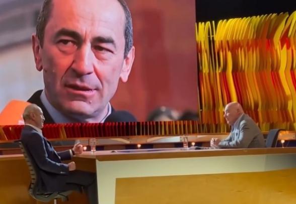 Ըստ Ռոբերտ Քոչարյանի՝ պատերազմի արդյունքների պատասխանատուն ՀՀ վարչապետն է (տեսանյութ)