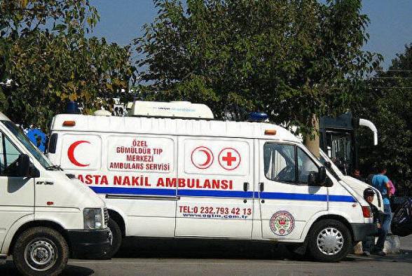 Թուրքիայում ավտոբուսի վթարի հետևանքով մահացել է ռուս զբոսաշրջիկ