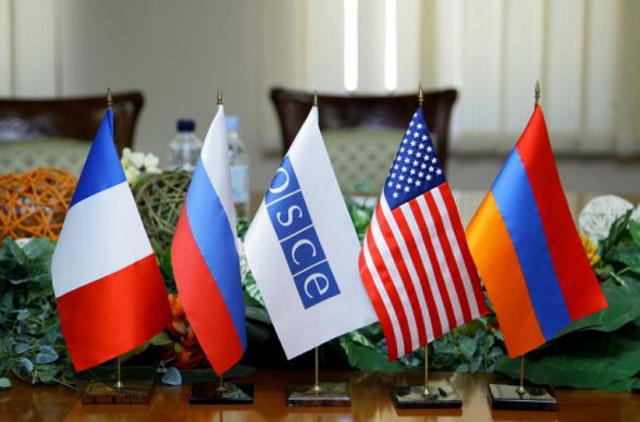 Сопредседатели МГ ОБСЕ по карабахскому урегулированию призывают стороны возобновить политический диалог