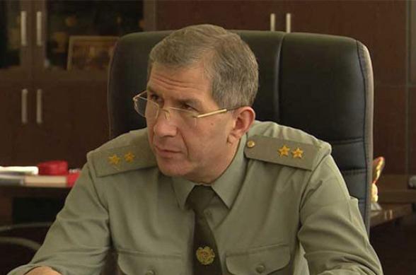 Продолжаются преследования военных, требовавших вместе с Оником Гаспаряном отставки Пашиняна – «Жоховурд»
