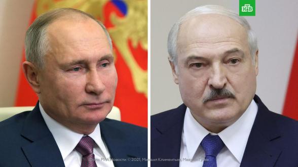 Путин и Лукашенко обсудили тему нагорно-карабахского урегулирования