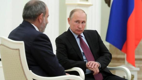 ««Прозрение» или очередная попытка «заигрывания» с электоратом?»: «Политическое обозрение» о заявлении Пашиняна касательно военного союза с РФ