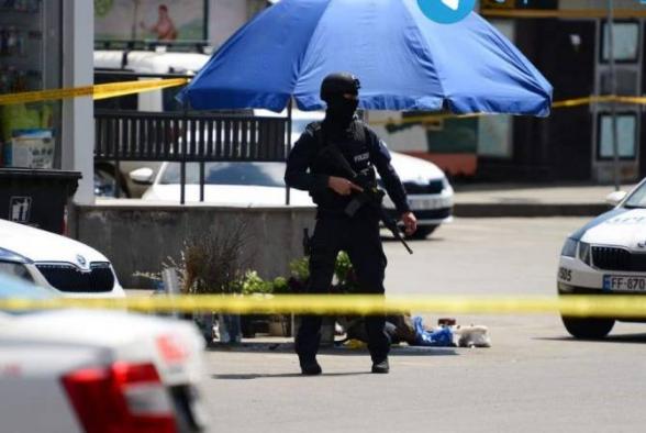 В Тбилиси задержали мужчину, захватившего заложников в банке