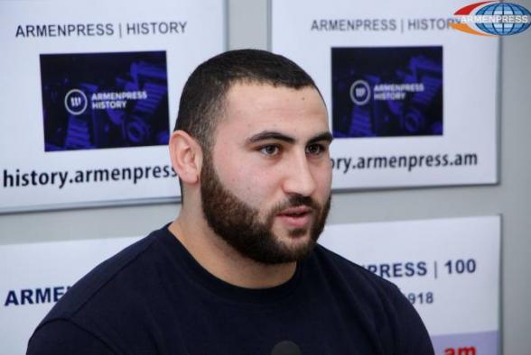 Սիմոն Մարտիրոսյանին մեղադրանք է առաջադրվել