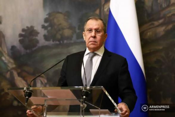 Лавров обсудит в Ереване выполнение договоренностей по Нагорному Карабаху