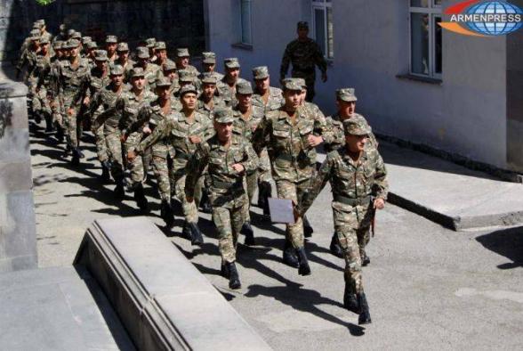 Парламент Армении принял в первом чтении законопроект об амнистии лиц, уклонившихся от обязательной военной службы