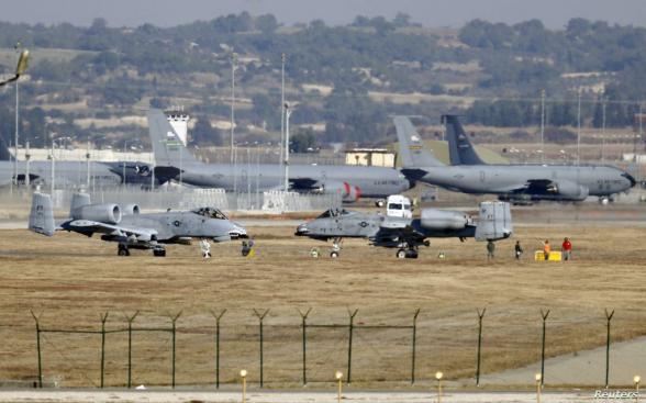 Թուրքական մամուլում քննարվում է Ինջիրլիքի ավիաբազայի հնարավոր փակման թեման