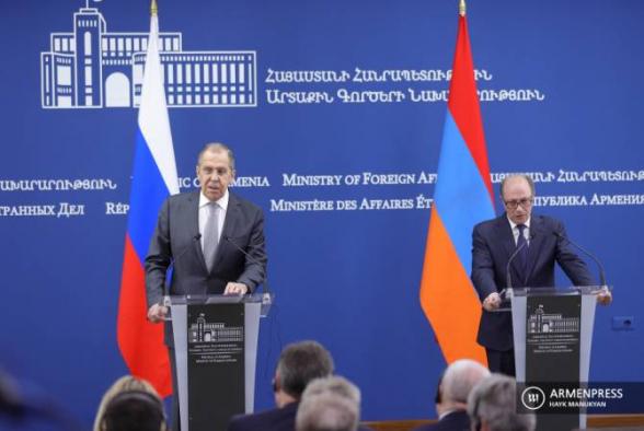 Армения и Россия подписали меморандум в сфере биологической безопасности