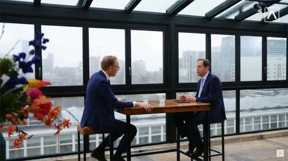 Հարցազրույց՝ Ամերիաբանկի միջազգային գործընկեր FMO-ի` ներդրումների գծով տնօրենի ժ/պ Հուիբ-Յան դը Ռույթերի հետ (տեսանյութ)
