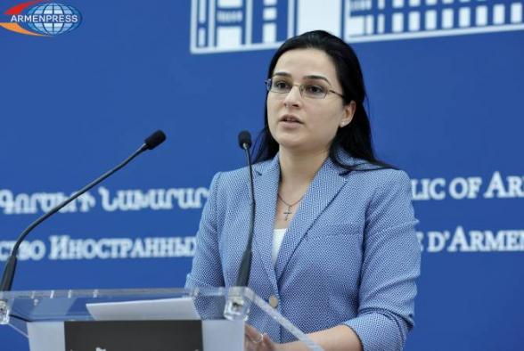 Армения вернула всех азербайджанских военнопленных – Анна Нагдалян