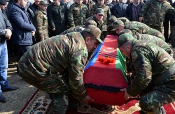 Ադրբեջանցի զինծառայողն ինքնասպան է եղել