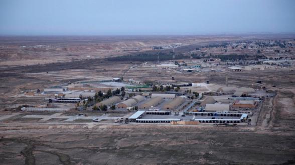 Беспилотник атаковал американскую военную базу в Ираке