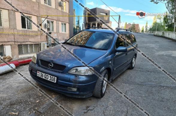 Երևանում Opel-ի վարորդը վրաերթի է ենթարկել հետիոտնին, նրան տեղափոխել է հիվանդանոց, սակայն ճանապարհին հետիոտնը մահացել է