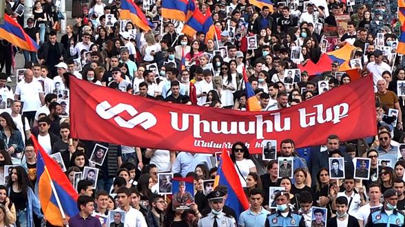 Մենք պարտավոր ենք զոհված տղաների սկսած գործն ավարտին հասցնել. Գևորգ Թադևոսյան (լուսանկար)