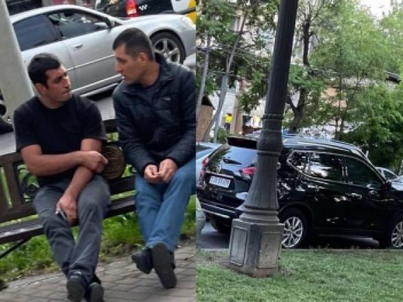 Безопасность продающего пиво Ашота Пашиняна обеспечивают 4 охранника – «Mediaport»