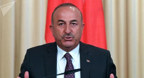 Чавушоглу призвал отправить в Палестину «международные силы»