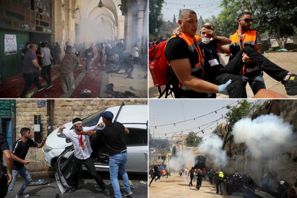 Представитель ХАМАС в Газе призвал арабов к восстанию против Израиля