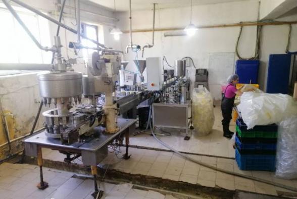 Կասեցվել է կաթնամթերք արտադրող երկու արտադրամասերի գործունեությունը