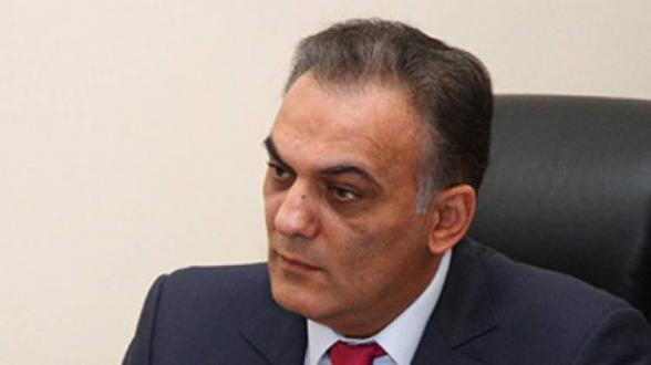 Գագիկ Բեգլարյանն ազատ է արձակվել