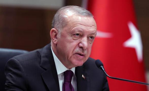 Ըստ Էրդողանի՝ Թուրքիային զրպարտող 3-4 խմբավորում կա, որից մեկը հայկական է