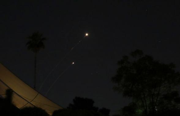 Израиль нанес авиаудары по объектам ХАМАС в секторе Газа