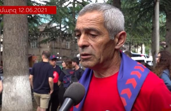 Հայաստանը կործանումից փրկելու համար պետք է համախմբվել և ընտրել «Հայաստան» դաշինքին․ հարցում (տեսանյութ)