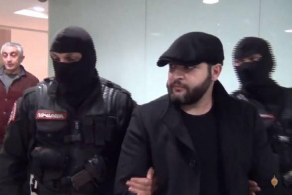 Նարեկ Սարգսյանը դատապարտվեց 5 տարի 6 ամսով. նա պատիժը կկրի 2 տարի պակաս ժամկետով